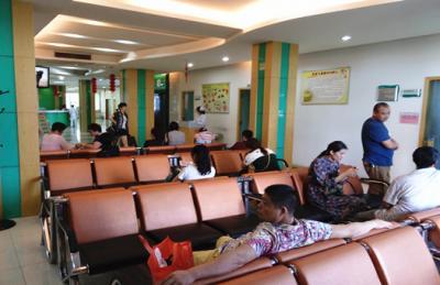 福建省肿瘤医院体检中心1