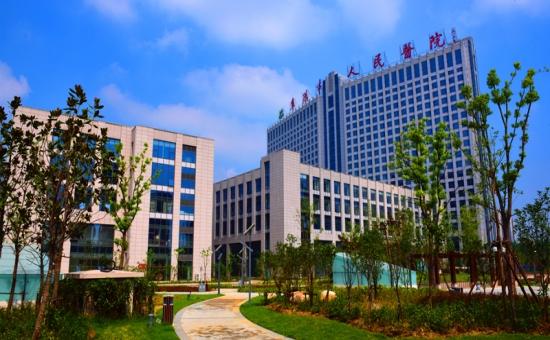 阜阳市人民医院体检中心1