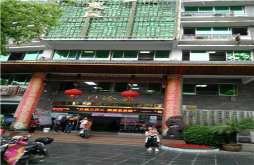 桂林市妇女儿童医院(桂林妇幼保健院)体检中心1