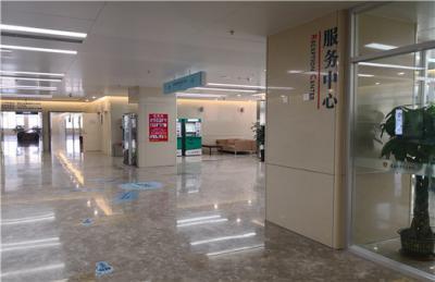 青岛大学附属医院崂山院区体检中心1