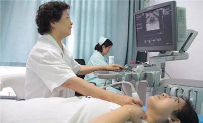 青岛西海岸新区中心医院体检中心3