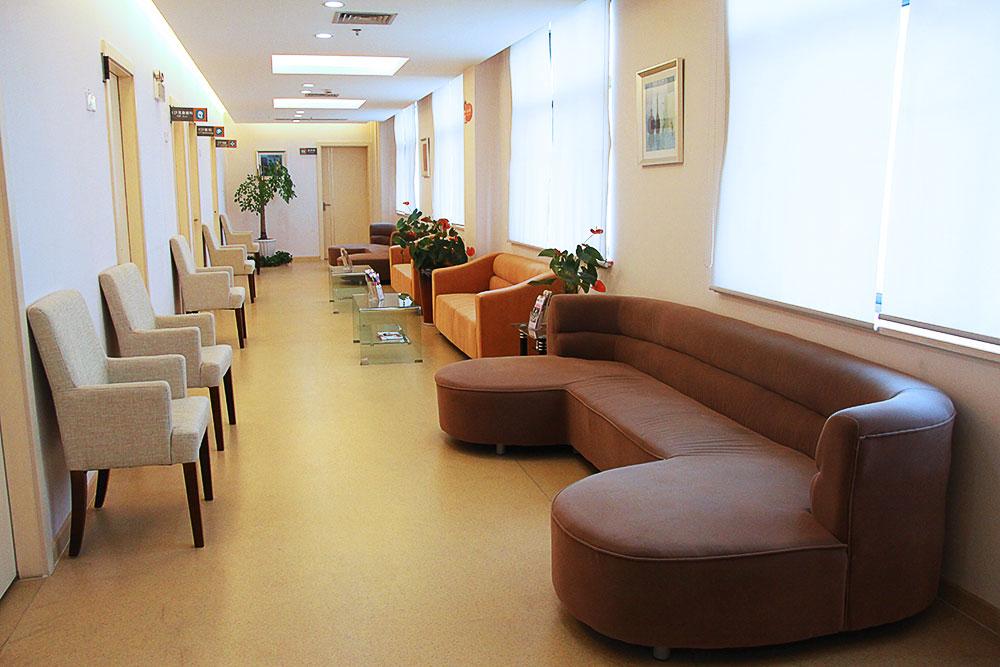 青岛爱康国宾体检中心(北CBD西王大厦分院)3