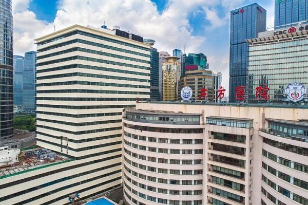 上海东方医院体检中心(总院区)2