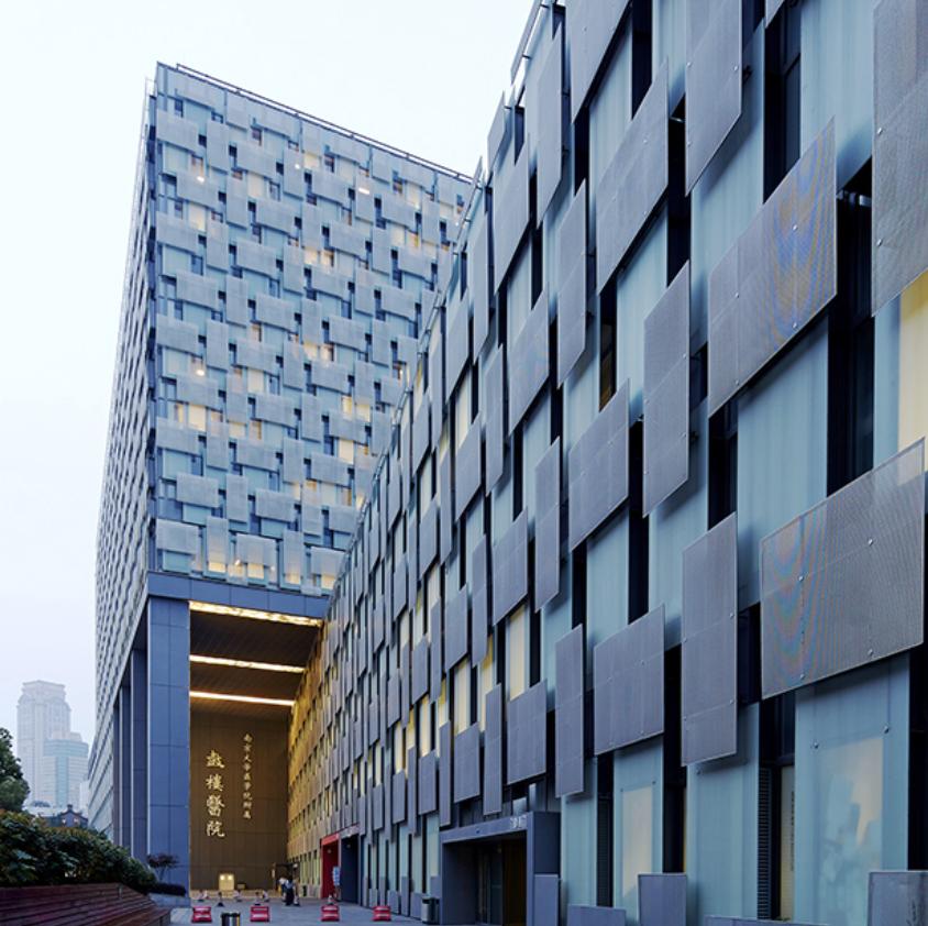 南京鼓楼医院体检中心环境图