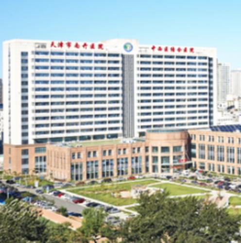 天津市南开医院体检中心环境图