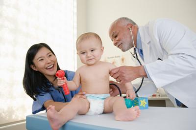婴儿体检时间及项目?
