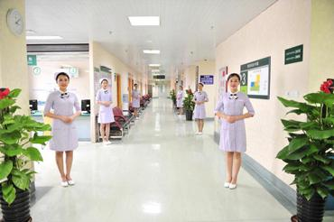 福建省第二人民医院体检中心护士